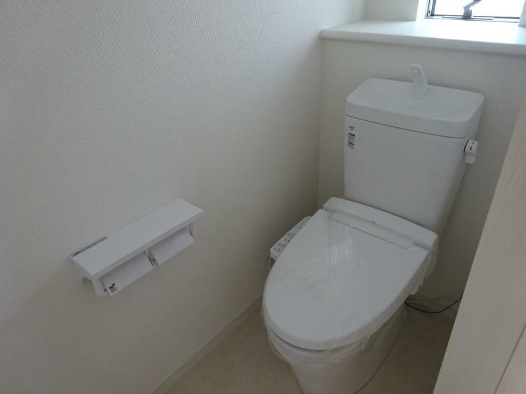 トイレ トイレが2ヶ所あります(同仕様)