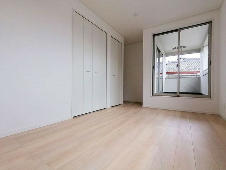 洋室 洋室 ■昭島市田中町1 新築一戸建て■