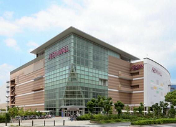 ショッピングセンター イオンモール鶴見緑地