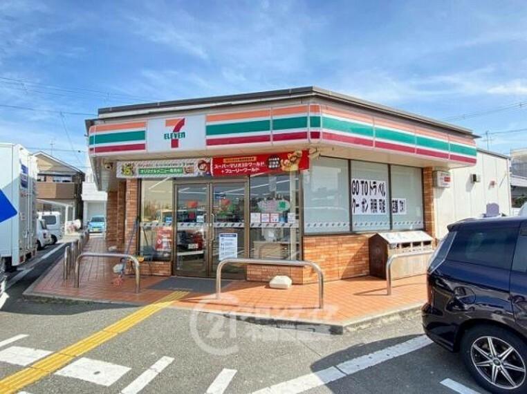 コンビニ セブンイレブン 堺鳳中町8丁店