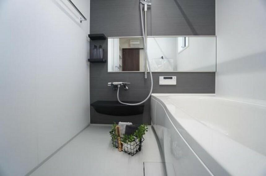 同仕様写真(内観) \同仕様写真/一日の疲れをいやしてくれるゆったりとした浴室