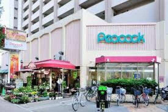 スーパー 【スーパー】ピーコックストア 目白店まで429m