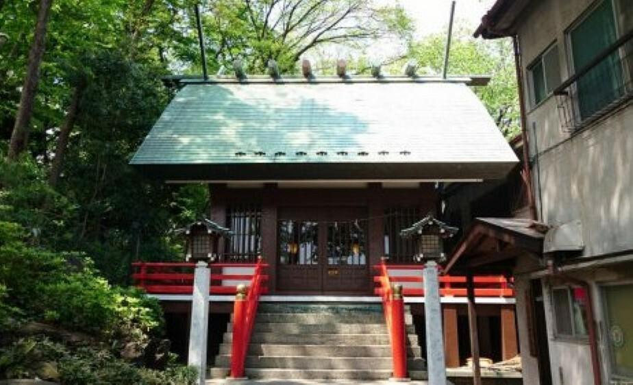 【寺院・神社】東山藤稲荷神社まで375m