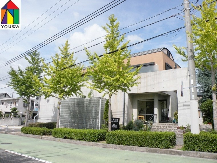 病院 【内科】山西内科まで997m