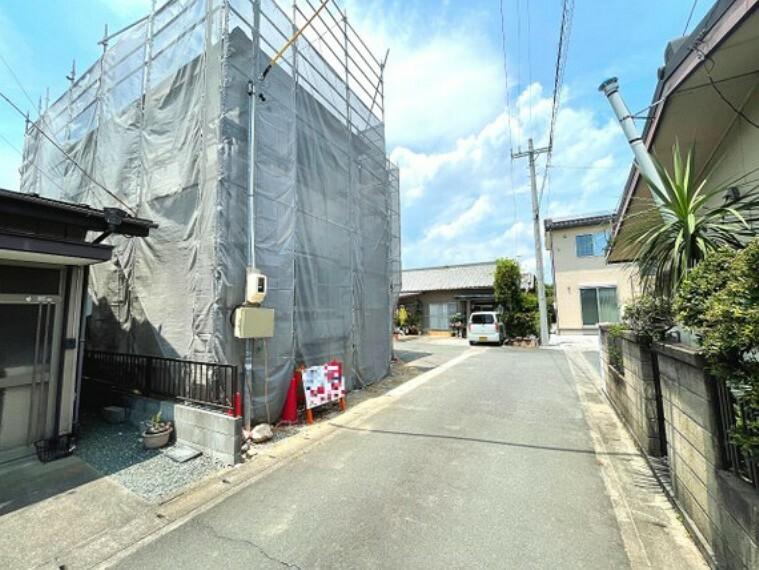 現況写真 浜松市北区根洗町の木造2階建のご紹介。