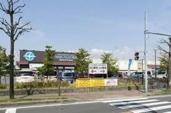 スーパー スーパーストアナカガワ北山店