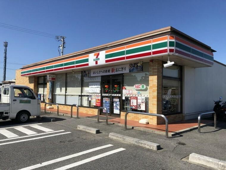 コンビニ セブンイレブン豊田市御船町店