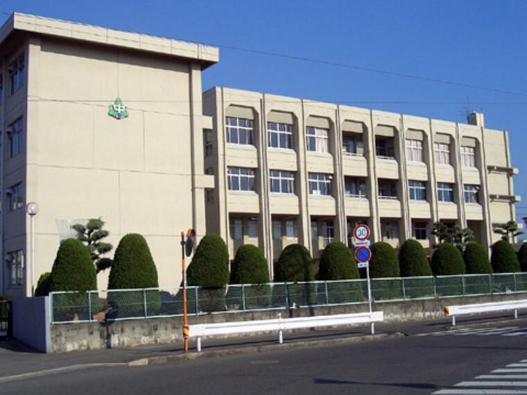 中学校 岡山市立福南中学校