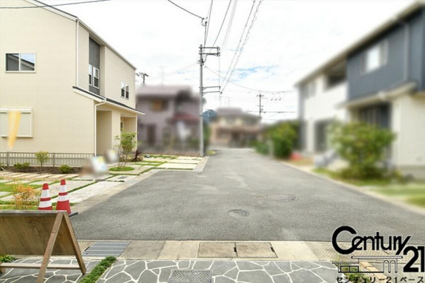現況写真 ■現地撮影写真■JR五位堂駅まで徒歩5分の便利な立地です!