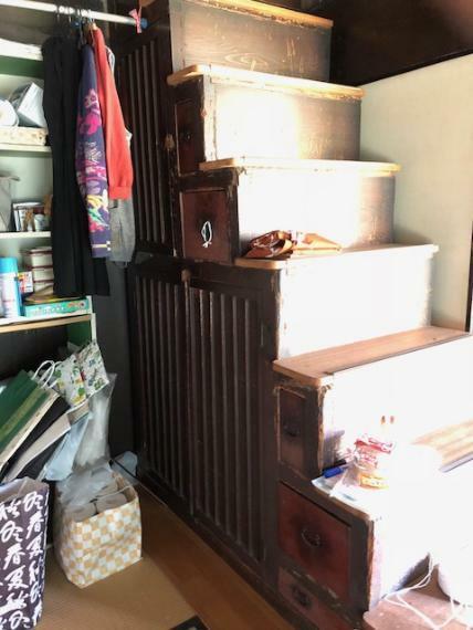 収納 階段箪笥