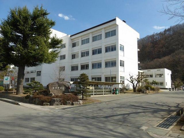 中学校 須坂市立 常盤中学校 長野県須坂市大字日滝61