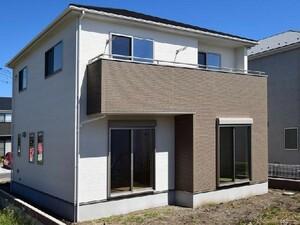 前橋市総社町 B号棟ファイブイズホームの新築物件