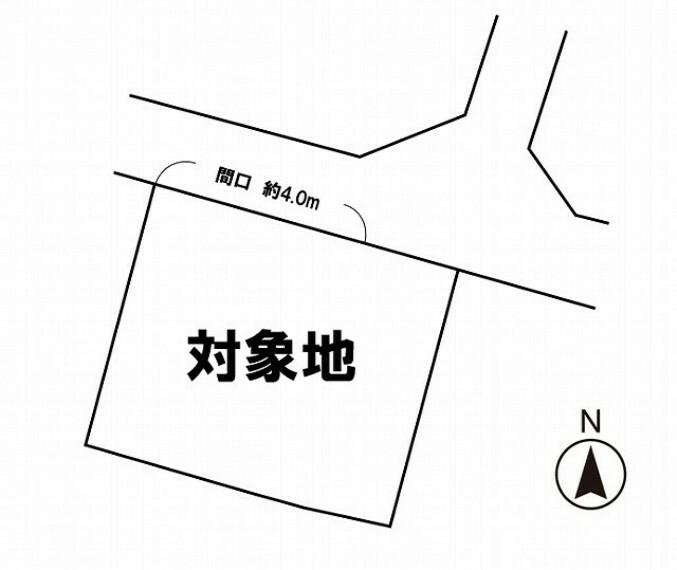 土地図面 土地図