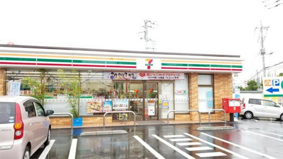 コンビニ セブンイレブン豊春駅前店