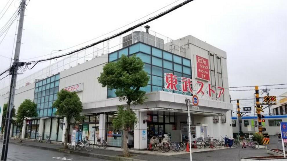 スーパー 東武ストア豊春店