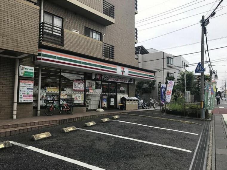 コンビニ セブンイレブン 日進駅西店