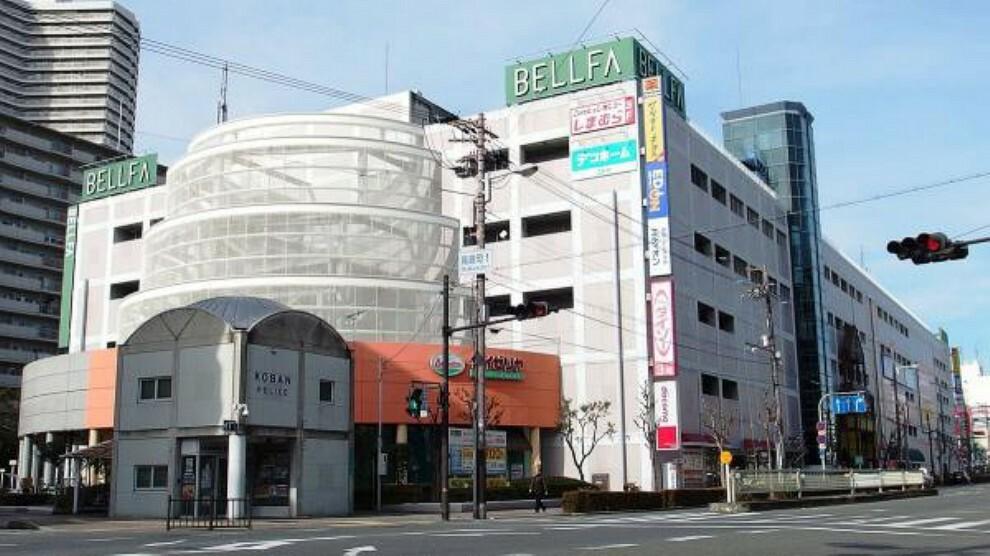 ショッピングセンター ベルファ都島