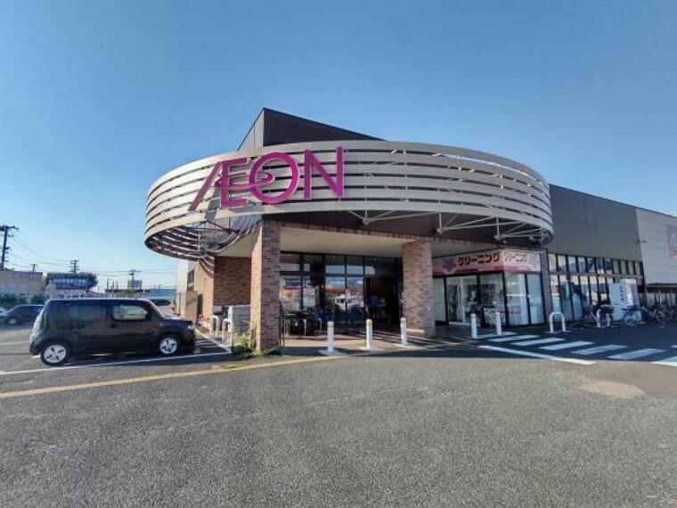 ショッピングセンター 【周辺環境】イオン亀田店様まで約850m(徒歩11分)です。駐車場もあるので車での買い物に便利です。