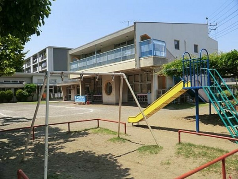 幼稚園・保育園 日野しんさかした保育園