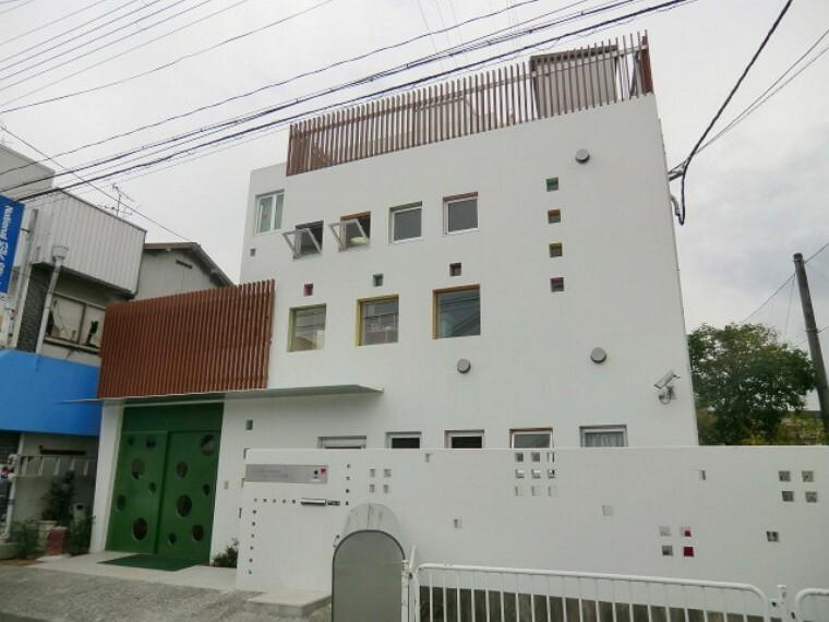 幼稚園・保育園 【保育園】ベビーメーソンサカタ保育園まで561m