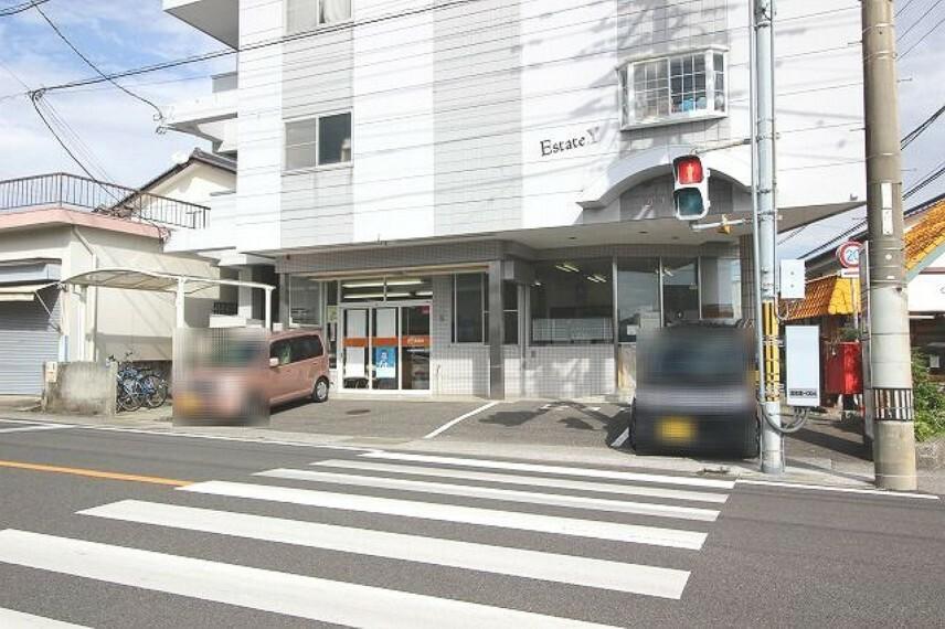 郵便局 【郵便局】十津簡易郵便局まで813m