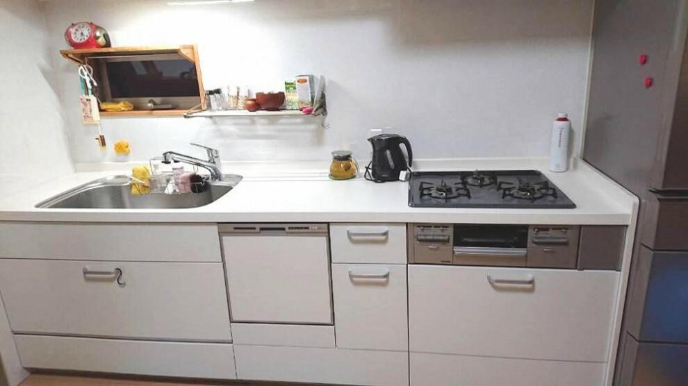 キッチン お料理を効率的に、楽しく