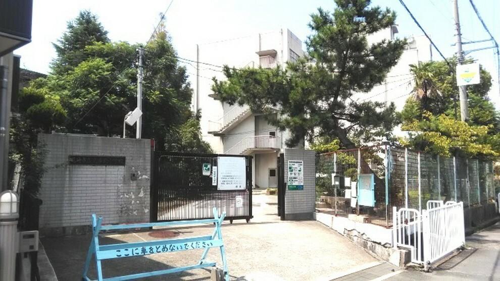小学校 【小学校】尼崎市立武庫北小学校まで505m