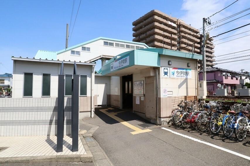 名鉄名古屋本線 今伊勢駅