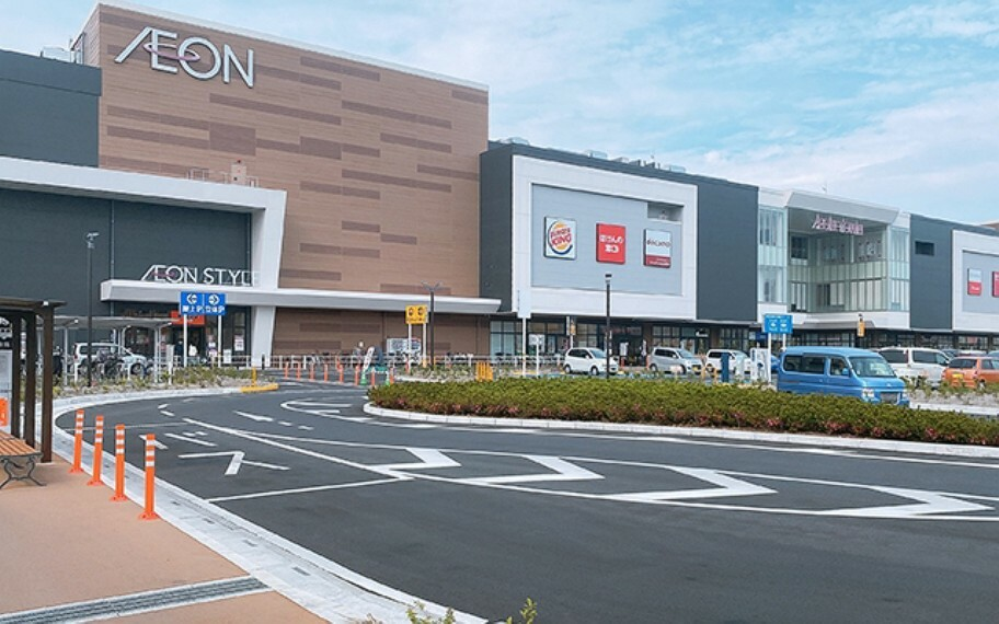 ショッピングセンター イオンタウンふじみ野