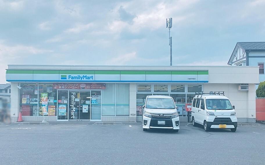 コンビニ ファミリーマート川越寺尾店