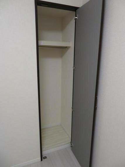 収納 洋室4.1帖の収納スペース