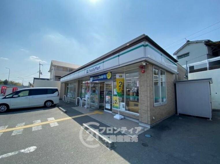 コンビニ ファミリーマート 奈良中山町店