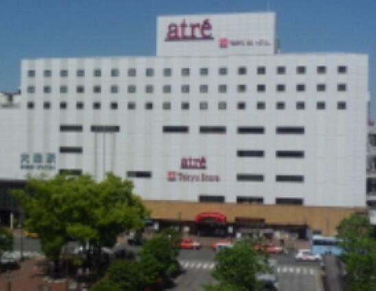 ショッピングセンター 【ショッピングセンター】アトレ大森まで476m