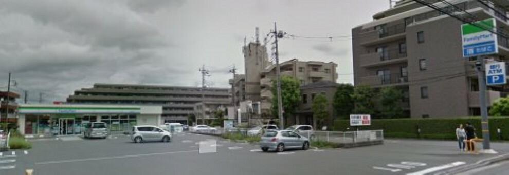 コンビニ 【コンビニエンスストア】ファミリーマート入間東藤沢店まで544m