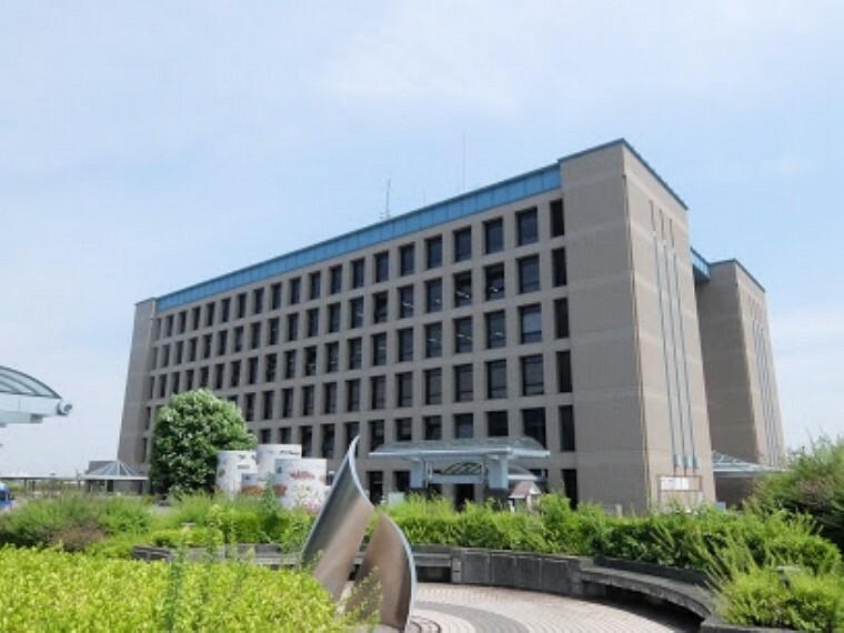 役所 【市役所・区役所】座間市役所まで1809m