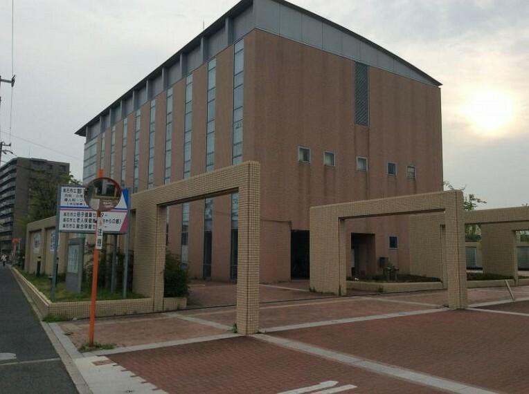 病院 【総合病院】高石市立診療センターまで481m