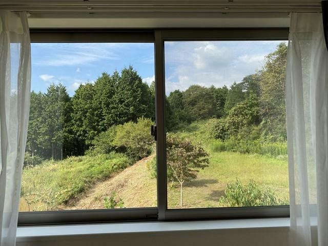 眺望 窓から見た眺望