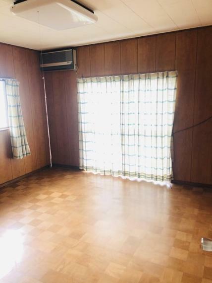 寝室 2階洋室8帖