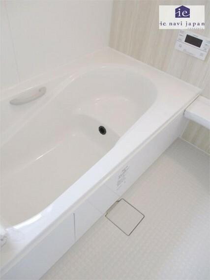 浴室 1坪タイプの広い浴室は家族のリラックスタイム1浴室乾燥機は標準装備!