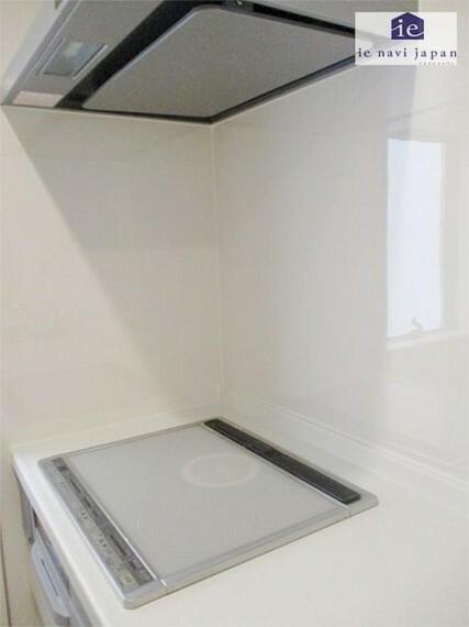 キッチン IHクッキングヒーターはオール電化で節約が出来ます!