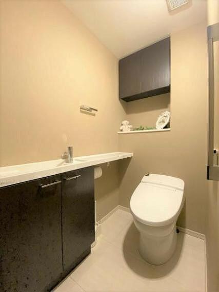 トイレ 手洗い付き高機能トイレ