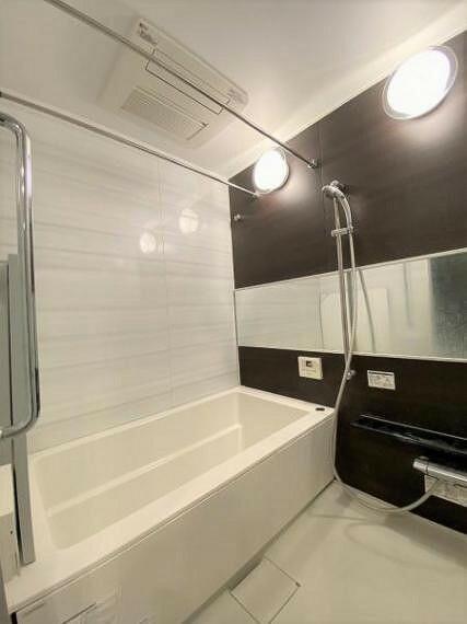浴室 1418の大型ユニットバス