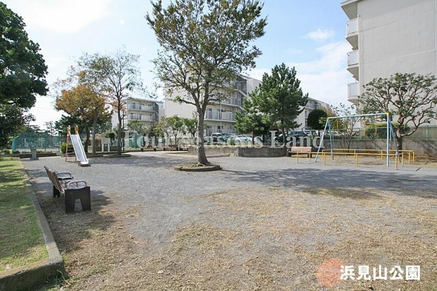 公園 【公園】浜見山公園まで443m