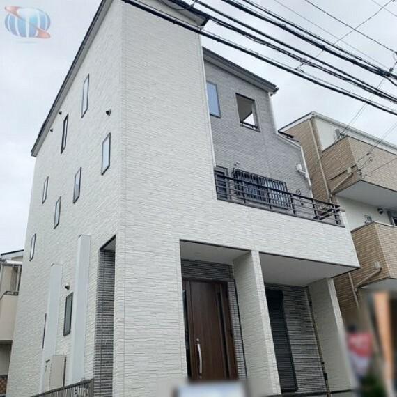 現況写真 3階建て4LDKのお家 様々な設備が整っています!