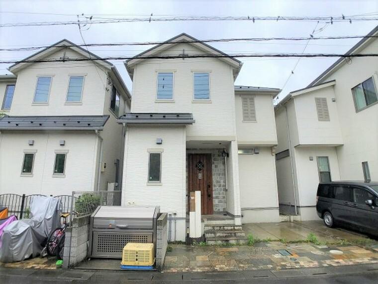 外観写真 平成28年4月築 ポラスの分譲住宅 全居室に収納がある4LDK
