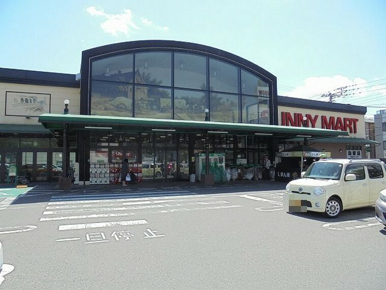 スーパー 【スーパー】サニーマート 中万々店まで502m