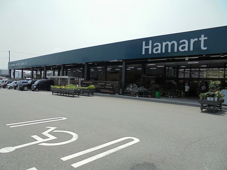 ホームセンター 【ホームセンター】ハマート薊野店まで720m
