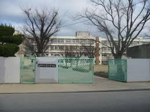 中学校 【中学校】交野市立第二中学校まで246m