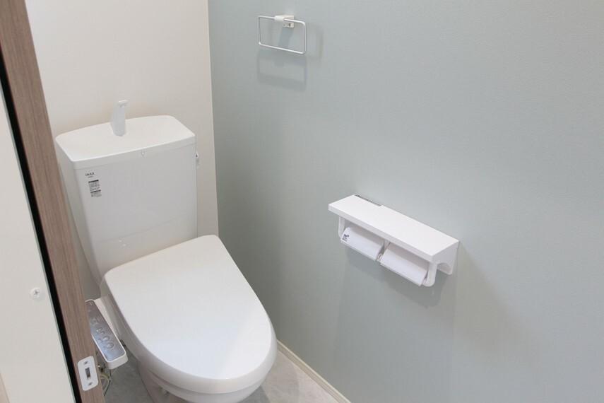 トイレ 各階にトイレがあります
