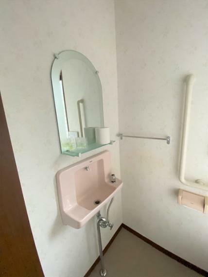 トイレ 1Fトイレ手洗い